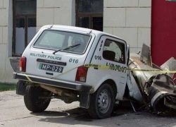Грузинские полицейские отделались легким испугом