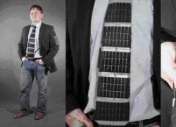 В будущем телефоны можно будет заряжать от одежды