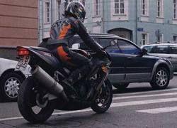 На столичных магистралях за это лето погибли 40 мотоциклистов