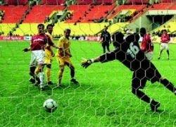 Самые нереализованные моменты в футболе