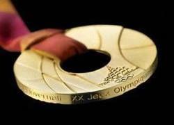 Золотая медаль Олимпиады стоит $216