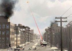 Пентагон заказал опытный образец лазерной пушки