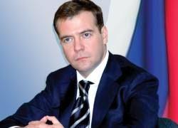 Война в Южной Осетии подняла рейтинг Медведева