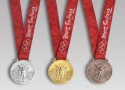 Россия вышла на четвертое место в общем зачете Олимпиады