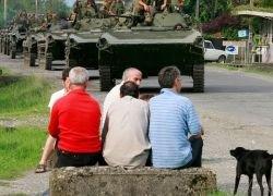 17 тыс жителей Южной Осетии покинули страну до начала боев