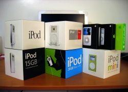Apple готовится к выпуску нового поколения iPod