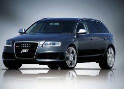 Немцы создали четверку безумных Audi RS6