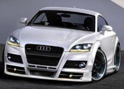 Audi TT-RS и RS3 оснастят пятицилиндровым турбодвигателем