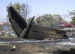 Полеты разбившегося в Мадриде самолета дважды отменяли