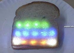 Электронный сэндвич: как превратить съедобное в несъедобное?