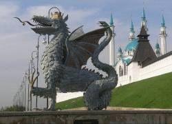 В Казани установят памятник защитникам города от русских