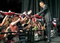 Обама потратил в июле $55 миллионов, а Маккейн - всего лишь $32 млн