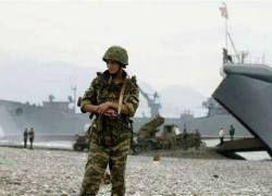 Российские войска не спешат покидать Грузию?