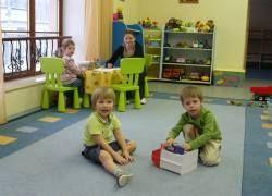 Очередь в детские сады Москвы закончится к 2012 году