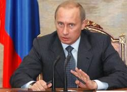 Путин предупредил россиян о кризисе