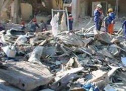 Установлены причины обрушения торгового центра в Новосибирске
