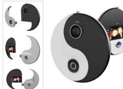 Создан концепт цифрового фотоаппарата Инь и Ян
