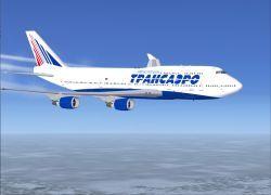 «Трансаэро» не берет денег за перевозку с пассажиров AiRUnion