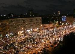 Как решить транспортную проблему Москвы?