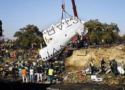 За копеечную экономию авиаперевозчики заплатили 153 жизни