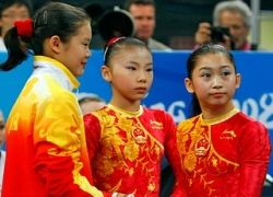 Китайских гимнасток могут лишить медалей