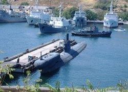Флот РФ вернулся в Севастополь