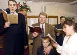 Религиозные секты прочно обосновались в России