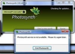Сайт Microsoft Photosynth атаковали хакеры