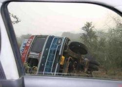 Особенности движения по дорогам Индии