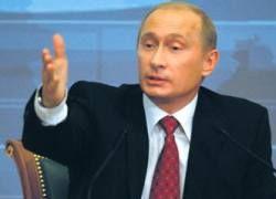 Российский премьер заглянул в будущее