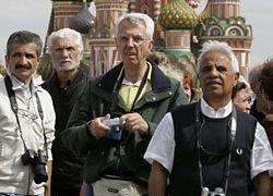 Особенности московского гостеприимства