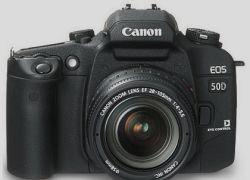 Canon готовит к выпуску цифровой зеркальный фотоаппарат EOS 50D