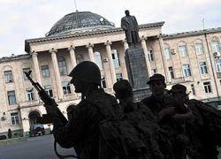 Грузинская полиция взяла под контроль город Гори