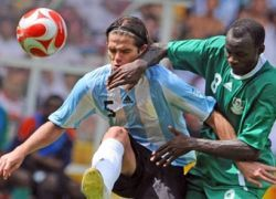Сборная Аргентины стала олимпийским чемпионом по футболу
