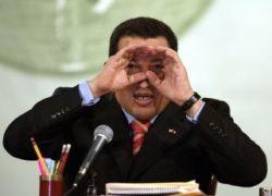 Уго Чавес обозвал Джорджа Буша «ослом»