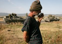 Российские военные остаются в Поти