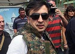 Саакашвили меняет российских миротворцев на международных