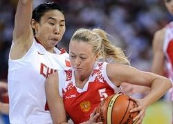 Российские баскетболистки выиграли бронзу Олимпиады-2008