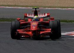 Фелипе Масса выиграл квалификацию Гран-При Европы