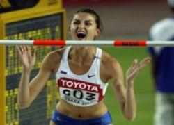 Анна Чичерова получила бронзу в прыжках в высоту
