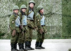Россия воюет по-советски?