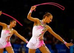 Сборная России по художественной гимнастике выиграла золото