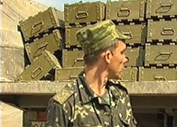 Грузинское оружие вывозят самосвалами