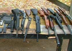 Бразильское правительство скупает оружие у населения