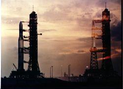 NASA не удалось запустить экспериментальную ракету