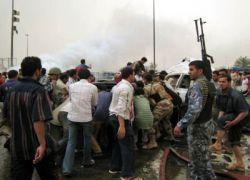 В Багдаде при взрывах погибли несколько человек