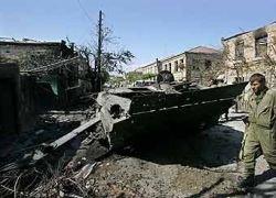 В Цхинвали и его окрестностях разрушено 438 объектов