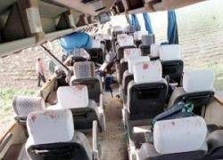 В Египте автобус с туристами попал в аварию