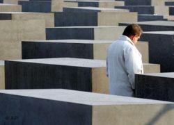 В Берлине осквернили памятник жертвам Холокоста