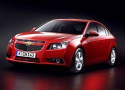 Мировая премьера нового автомобиля Chevrolet Cruze состоится в Париже